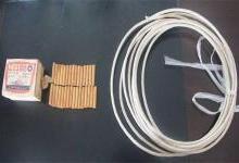在线检测工业导火索药芯直径