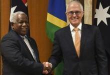 澳洲政府援建所罗门群岛海底光缆