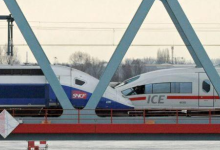 西门子展示新型高铁:融合多项智能化技术