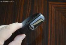 小米手环3上手体验:功能升级更得人心