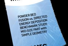 定向能量沉积和粉末床融合3D打印的成本