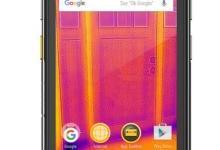 Cat S60:热成像坚固手机新玩法