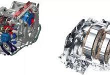 新能源汽车技术22-本田i-MMD混动E-CVT结构