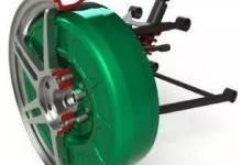 Protean 轮毂电机介绍分析