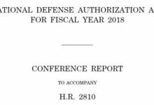 中兴:美参议院投票,NDAA暂无法律效力