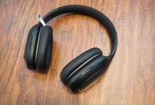小米头戴式蓝牙耳机:音质饱满