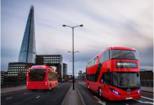 比亚迪助力伦敦打造首个纯电动双层大巴车队