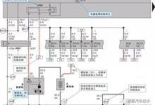 电路识读18-启动系统电路图识读
