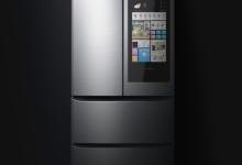 云米21Face大屏人工智能冰箱
