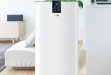 IAM空气净化器净化全屋仅需5分钟