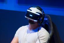 VR头显通过USB-C线缆运转