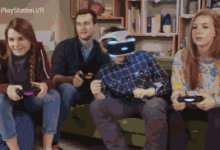 VR线下娱乐的更多可能性