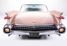 美国总统的的专属座驾-凯迪拉克帝威