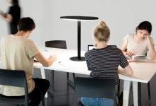 瑞士研究生与法国厂商共同研发Lifi台灯