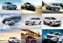 """SUV""""黄金期""""仅剩三年? 2020年占比或超轿车"""
