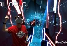 小米VR一体机率先玩SteamVR游戏