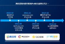 腾讯云IPv6:已经进入快车道