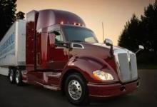 丰田第二代燃料电池卡车 续航里程超483km
