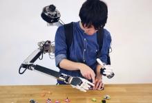 日本研发可穿戴四肢机械结构:可VR远程操控