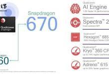 高通发布骁龙670处理器:10nm工艺
