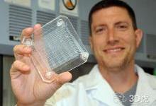 研究员开发出3D打印人工肺