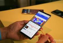 三星手机憋大招,设计已力压苹果新iPhone