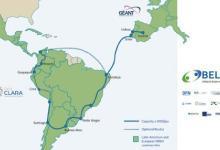 欧洲-拉丁美洲海底光缆签署合同