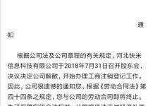 """小米子公司突然破产,小米集团上演""""卸磨杀驴""""!"""
