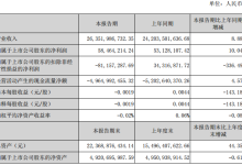 厦门信达上半年净利增加10.04%