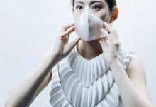 新型3D打印服,可让用户在水下自由呼吸