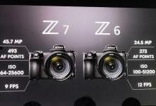 4575万像素尼康全画幅微单Z7上手体验