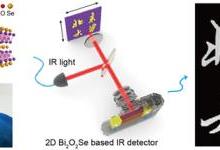 二维Bi2O2Se超快高敏红外芯片材料研究获进展