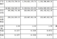 上海电力上半年营业收入108.61亿元