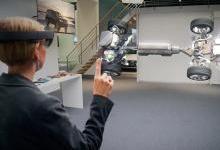 增强现实技术如何变革制造业
