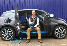 未来的汽车没有内燃机的事儿了?宝马i3长测