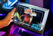 设计师研发3D数码相框Looking Glass,用肉眼就能看到立体图像