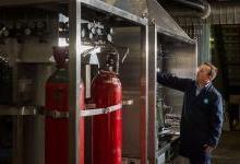 """""""氢-氨""""转换新技术或能解决氢燃料长途运输难题"""