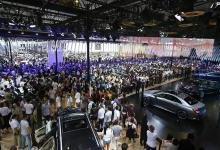 前瞻缤纷汇聚的成都国际车展新能源车型