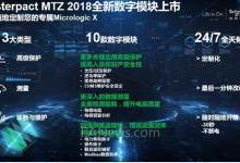 施耐德电气推出10款MTZ数字模块