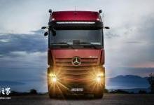奔驰发布新款Actros卡车