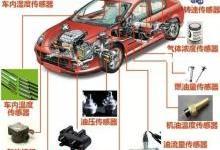 汽车上的这些传感器,你真的了解吗?