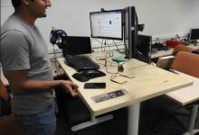未来的智能办公桌长啥样?