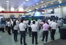 宏山激光发布HSG激光上下料机器人