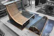 建筑3D打印新方法SCRIM