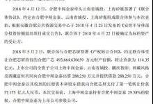 闻泰科技:收购合肥广芯,获安世半导体股权