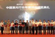 中国激光行业年度评选获奖名单揭晓