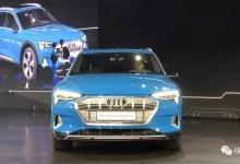 奥迪首款纯电动SUV发布