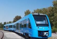 全球首例氢燃料电池列车投入商用