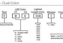 邦纳推全新HLS27系列工业照明灯