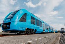 全球首列氢燃料电池火车投入运营